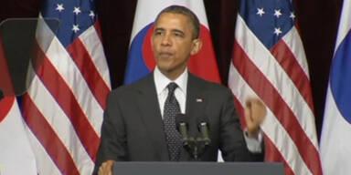 Obama träumt von einer Welt ohne Atomwaffen