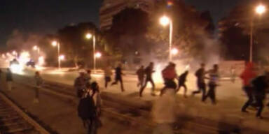 Kairo: Straßenschlacht vor dem Präsidentepalast