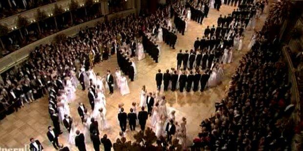 Das war der Opernball 2012 – Die Highlights