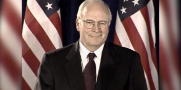EX-Bush-Vize Dick Cheney hat ein neues Herz