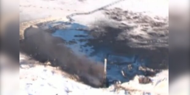 Ölkatastrophe: 2000 Tonnen ausgetreten