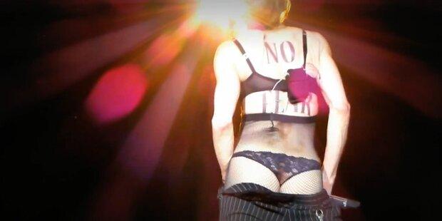 Wien: Madonna vor Konzert ausgebuht