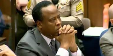 Höchststrafe für Jackson-Arzt: 4 Jahre