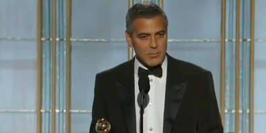Golden Globes: Clooney und Streep räumen ab