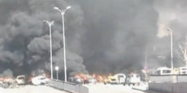 Autobombe in Damaskus: Mindestens 35 Tote