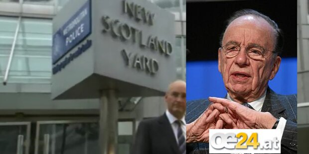 Abhörskandal: Murdoch stellt sich Parlament