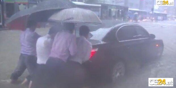 Seoul: Regen und Erdrutsche - mindestens 29 Tote