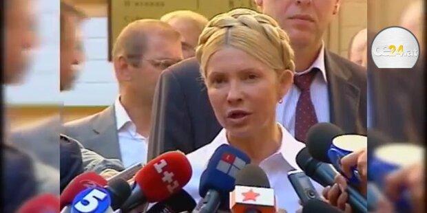 Julija Timoschenko schuldig gesprochen