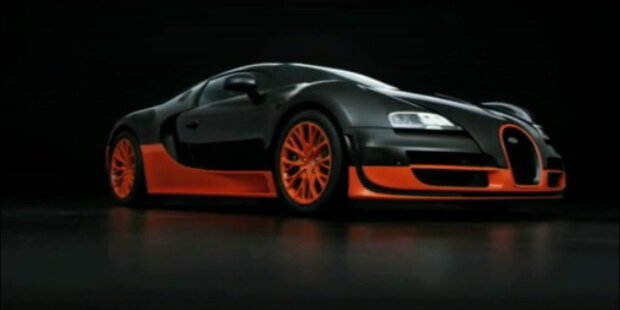Schnellstes Auto der Welt