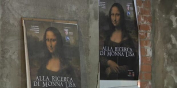 Skelett von Mona Lisa-Modell gefunden