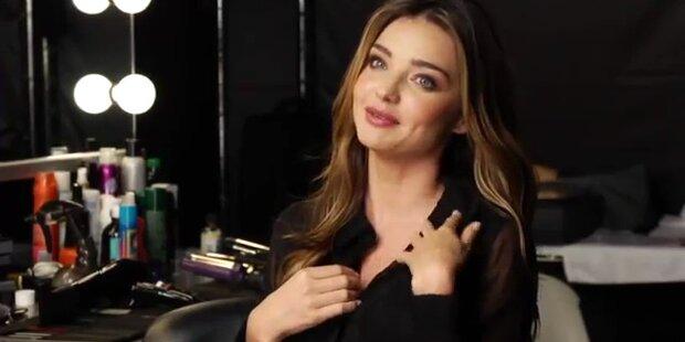 Wie man Victoria's Secret Models verführt