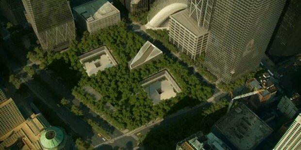 Besucherkarten für 9/11 Memorial ausverkauft