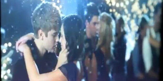 Fan-Aufreger: Justin Bieber küsst fremd