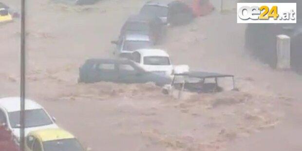 Italien: Schwerstes Unwetter aller Zeiten