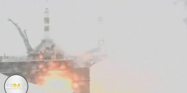 Aufatmen: Erfolgreicher Start von Sojus-Rakete