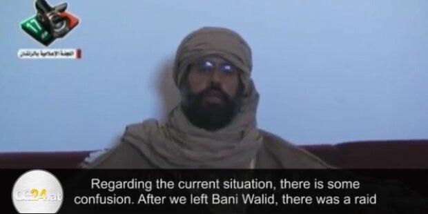 Saif al-Islam: Interview in Gefangenschaft