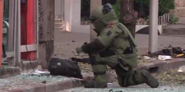 Zwei Explosionen erschüttern Bangkok