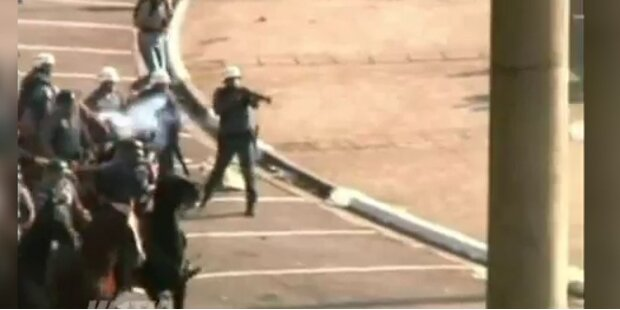 Kopfschuss: Fußballfan in Brasilien getötet