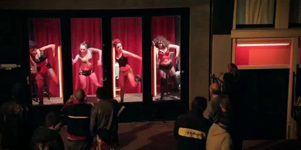 Rotlicht-Tanz gegen Zwangsprostitution