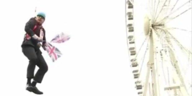 Panne von Londons Bürgermeister Johnson