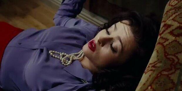 Helena Bonham Carter in Prada-Kurzfilm