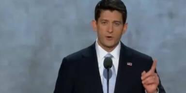 Paul Ryan tritt als Romneys Vize an