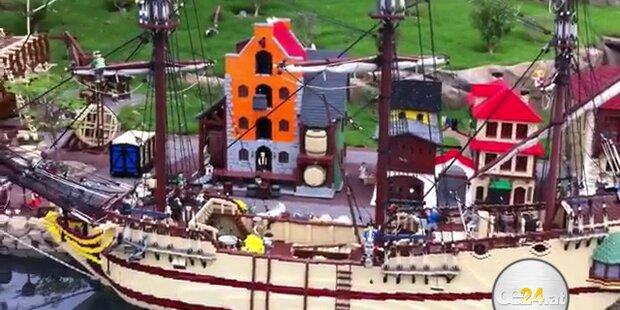 Das größte Legoland der Welt in Florida