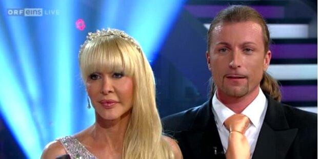 Dolly Buster & Gerhard Egger tanzen Slowfox