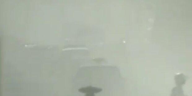 Vulkan Sakurajima in Japan ausgebrochen