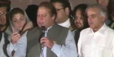 Pakistan: Nawaz Sharif wieder Regierungschef