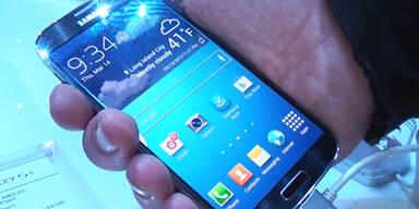 Der Iphone-Jäger: Das neue Galaxy S4
