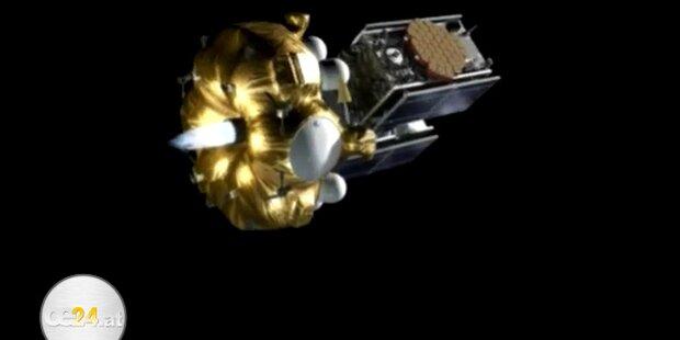 Die Mission der Galileo-Satelliten