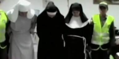 Dreist: Falsche Nonnen mit Kokain erwischt