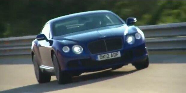Das ist der schnellsten Bentley aller Zeiten