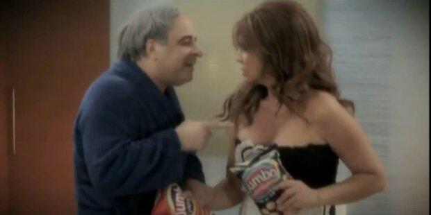 Strauss-Kahn sexy Werbespot empört