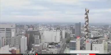 Erdbeben in Tokio