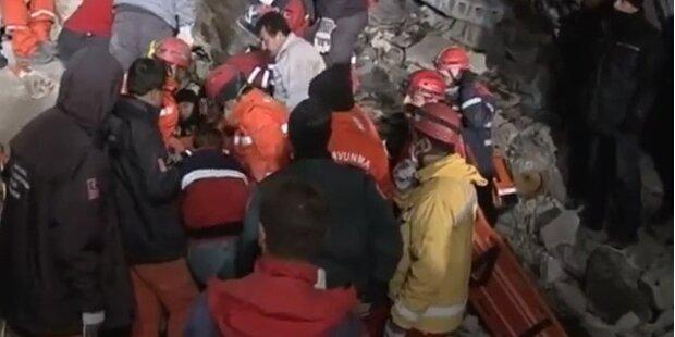 Schweres Erbeben in Türkei: schon 7 Tote