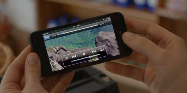 Apple: Der offizielle iPhone 5-Trailer