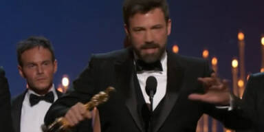 Die Highlights der Oscar-Verleihung 2013