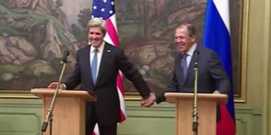 USA und Russland planen Konferenz