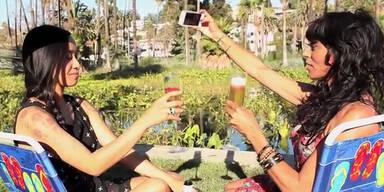 Youtube-Hit über Handy- Wahn