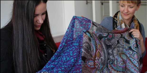 Tamara & Petra teilen ihre Shopping-Tipps