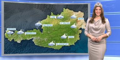 Das Wetterupdate: Wechselhaft, zeitweise Regen