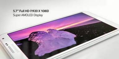 Das neue Samsung Galaxy Note 3