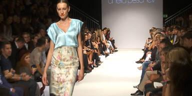 Finale der Vienna Fashion Week 2013