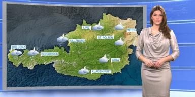 Das Wetter heute: Alpennordseitig Regen, sonst zeitweise sonnig