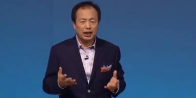 Samsung präsentiert Smartwatch