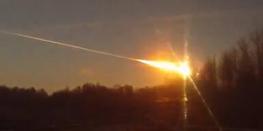 Russland: Riesiges Meteoritenteil gefunden