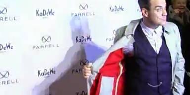 Robbie Williams präsentiert 'Farrell'