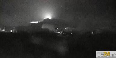 Arizona: Webcam filmt Flugzeugabsturz